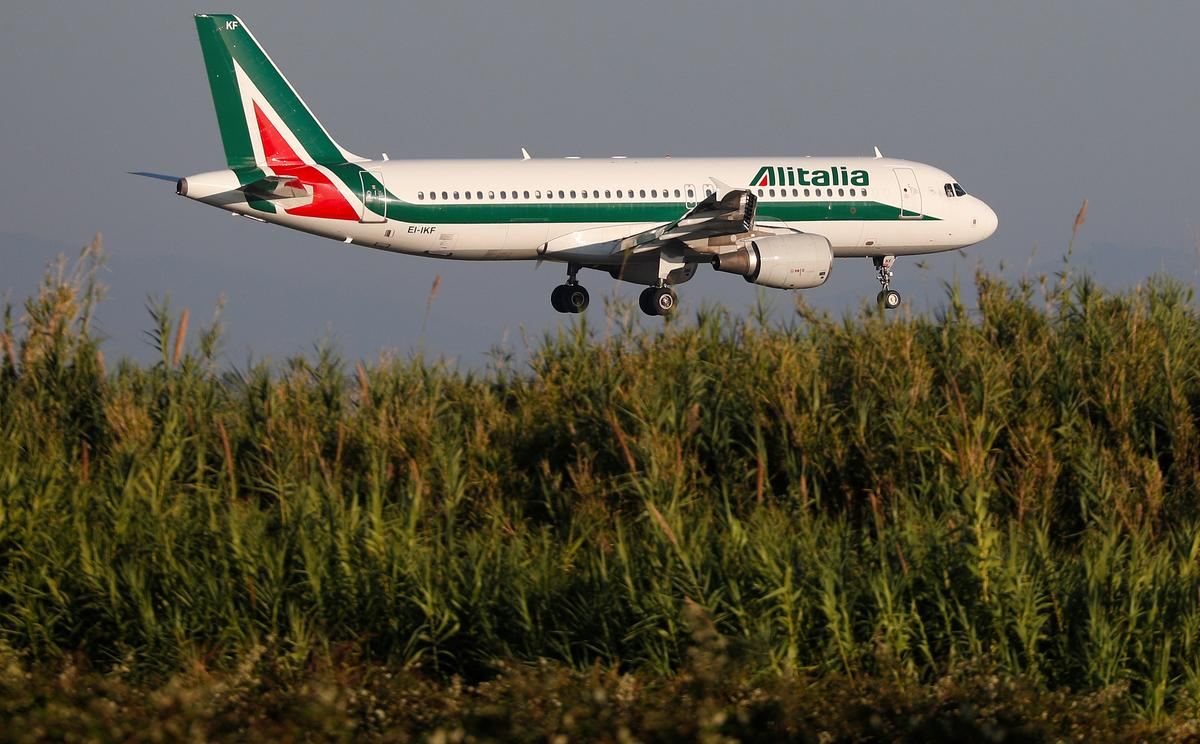 Alitalia to resume Rome-Tirana flights on July 1